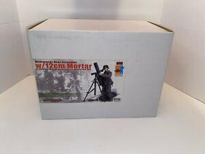 Dragon 1:6 Wehrmacht-Heer Grenadier w/12cm Mortar Rolf Hochbauer Figure