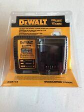 Brand New Sealed DEWALT 20V 20 VOLT MAX LITHIUM ION BATTERY CHARGER DCB115