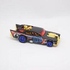 2012 Hot Wheels Jack Hammer HW Demolition Derby Black 5SP Loose 1:64 Car