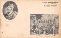 CPA 59 CHICOREE BOULANGERE SAINTE OLLE LEZ CAMBRAI (dos non divisé)