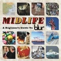 "BLUR ""MIDLIFE: A BEGINNERS GUIDE TO BLUR"" 2 CD NEW!"