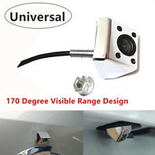 Car Rear View Camera 4 LED Night Vision Waterproof HD CCD Wire 170Degree Visible