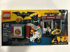 Lego 70910 Batman Movie Scarecrow Special Delivery Factory Sealed