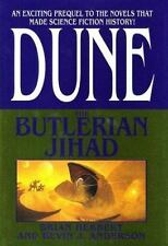 Brand New: Dune: The Butlerian Jihad,  Autographed by Author's name only