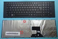 Teclado sony vaio PCG 91211ml vpcej 2z1e vpcej 1m1e vpcej 3s1e Keyboard alemán