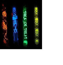 6 Inch Foil Wrapped Glow Sticks! 10 per purchase!