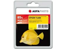 Agfa photo amarillo t1284 Yellow 85% more Ink/más tinta contenido 6,5ml