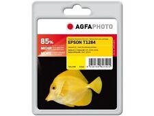 AGFA FOTO Giallo T1284 85% MORE INCHIOSTRO / più CONTENUTO 6,5ml