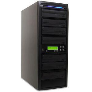 SySTOR 1-6 USB Memory Drive to CD DVD Duplicator Copier