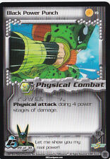Black Power Punch - Dragonball Z CCG TCG DBZ - # n°19 - 1 Stars