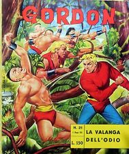 GORDON N.21 1965  FRATELLI SPADA RAYMOND FLASH