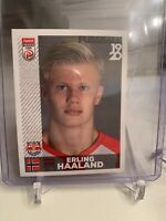 ERLING HAALAND 2019 PANINI FUSSBALL BUNDESLIGA ROOKIE CARD STICKER RC #32