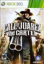 Call of Juarez The Cartel XBOX 360 NEW! WILD WEST WESTERN SHOOT, GUN BLOOD QUEST