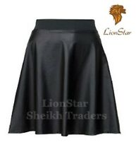 Lionstar Umbrella Ladies Real Leather Fancy Stylish Skirt (FREE UK DELIVERY)