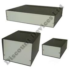 Aluminium Enclosure Project Desk Top Box For Electronic, High Quality!