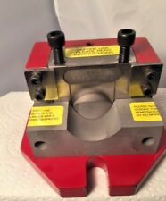 "2"" sch 40 Pipe Notcher / Coper for Scotchman Ironworker"