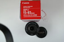 Canon EF-S 15-85mm 3.5-5.6 IS USM