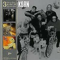 Korn - Original Album Classics Nuovo 3 X CD
