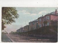 Lily Bank Port Glasgow Renfrewshire 1906 Postcard 669b