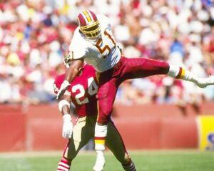 MONTE COLEMAN 8X10 PHOTO WASHINGTON REDSKINS PICTURE FOOTBALL NFL VS NINERS