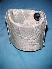 LOT OF 2 USGI MILITARY ACU CANTEEN POUCH (COVER) PROTECTIVE INSERT