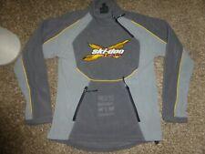Ski-Doo Team Racing Bombardier BRP Fleece Pullover Jacket Brembo Rotax SZ S