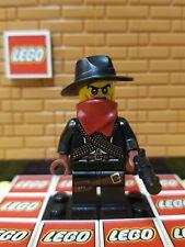 LEGO Cmf Series 6 Set 8827 Bandit Minifigure