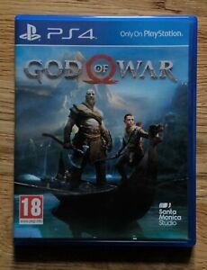 God Of War  (PlayStation 4, 2019)