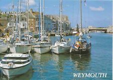 Dorset Postcard - The Harbour - Weymouth -  Ref MB2328