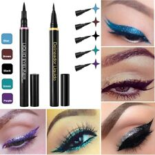 SBM® 2018! NEW!☆GENUINE☆ Eyeliner Liquid Waterproof Pen Smooth Cosmetics Make Up
