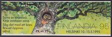 FINLAND - 1993 Birds - 3rd series - Booklet - UM* / MNH