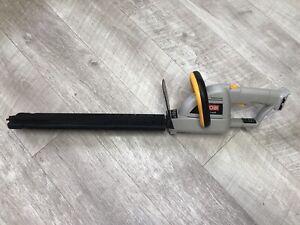 Ryobi CHT-1445 Cordless 14.4V Hedge Trimmer Uses Slide-On Battery Working Order