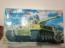 Tiger Early Version German Heavy Tank WWII 1/35 1 35 ACADEMY kit new unbuilt