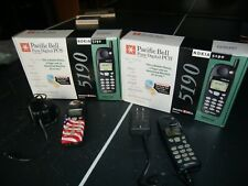 Nokia 5190 Pacific Bell Mobile Wireless Cell Phone w/ Accessories & Box