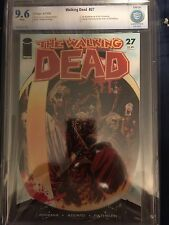 Walking Dead #27 1st App The Govenor CBCS 9.6 not CGC