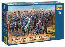 LIFEGUARD POLISH UHLANS NAPOLEONIC PERIOD #8075 1/72 ZVEZDA