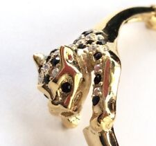 Panther Bracelet Duchess Art Deco Style In Quality Gift Box