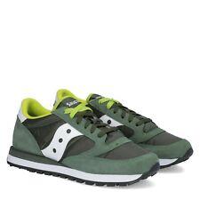 Scarpe uomo Saucony Jazz Original 2044 275 verde sneakers sportivo calzature