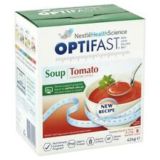 Optifast Soup Tomato 53g (8 Sachets) high in protein and contains fibre