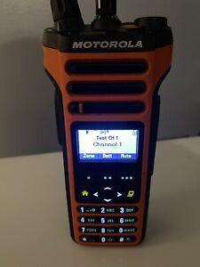 motorola apx 4000 radio