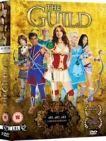 Nuovo The Guild Stagioni 1 A 3 DVD