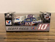 Scott Riggs 2007 Valvoline Nascar Motorsports Authentics Diecast 1:64