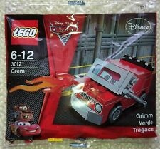 Lego Cars Grem Polybag 30121 Disney Pixar Sealed New
