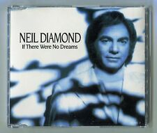 Neil Diamond - If There Were No Dreams - Scarce 1991 Cd Single