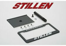 STILLEN  No Drill License Plate Relocator FITS 2011-2013 Infiniti G37 IPL