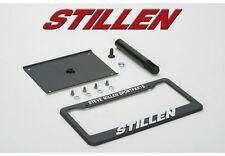 STILLEN  No Drill License Plate Relocator FITS 2011-2013 Infiniti G37 IPL