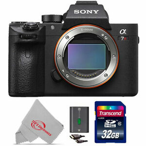 Sony Alpha a7R III Mirrorless Digital Camera (Body Only) with 32GB Memory Card
