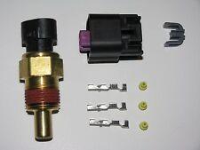 Coolant/Fluid Temperature Sensor with Connector Kit (3/8 NPT)