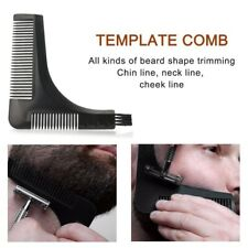 11.3* 11cm Beard Shaper Beard Shaping Styling Tool Double Ended Beard Comb