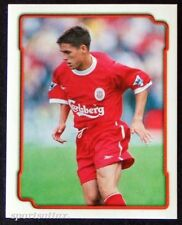 Liverpool Football Trading Cards Single Season 1999